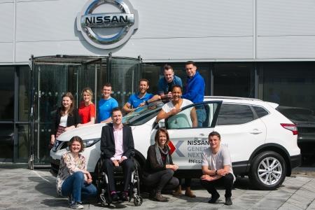 Nissan Generation Next